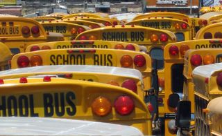 Katy school bus